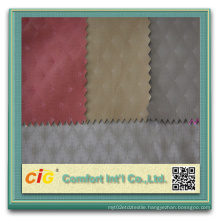 Good Polyester Micro Suede Fabric for Clothing Embossing Suede