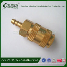 Top quality quick connector for flexible pipes