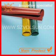 Couvercle nu de conducteur d'isolation de fil du câble 110KV de caoutchouc de silicone