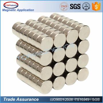 Industrial motor neodymium permanent magnet for electric motors