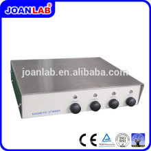 JOAN LAB Agitador magnético de 4 canais