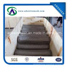 Stainless Steel Belt & Chain Driven Conveyor Belt