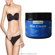 wholesale Weight Loss Hot Cream Logo Fat Burning Slim Tummy Gel Waist Firming Body Shaping Slimming Cream