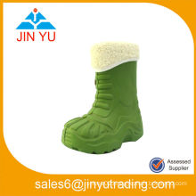 Lower Heated Turquoise Boots