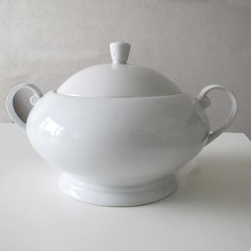 Ceramic Casserole  w/cover