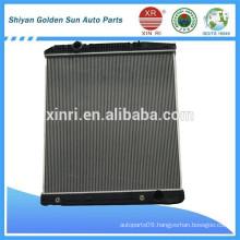 mercedes actros atego truck parts radiator
