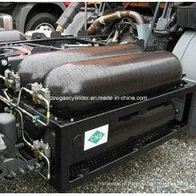 Cilindro de gás de alta pressão para armazenar CNG, 100L, Od406mm, BV Certified