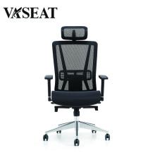 Fauteuil de direction ergonomique pivotant de meubles de bureau