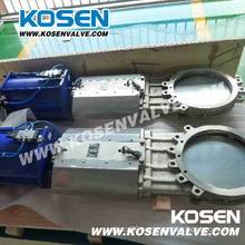 Stainless Steel En Wafer Knife Gate Valves
