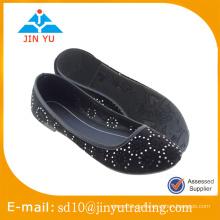 Neue Artporzellanlieferant-Großhandelsdame-Schuh