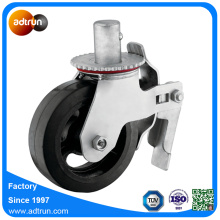 Round Stem Casters Wheels for Stacker