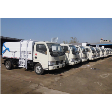 Dongfeng 3Ton side loader garbage truck