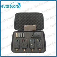 Deluxe Europe Carp Wireless Fishing Bait Alarm Set