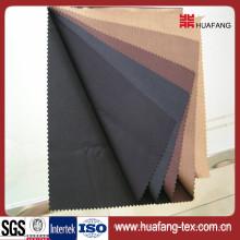 Tr80 / 20 Shirting tecido de sensação de mão macia