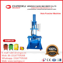 High Quality Luggage Punch Machine with ISO 9001