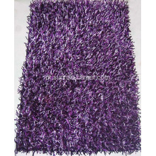 Viscose Mixed Color Shaggy