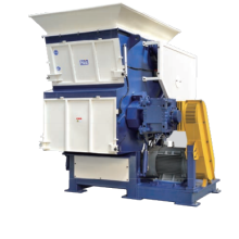 Fast Delivery for Offer Auxiliary Equipments,Plastic Mixer,Plastic Crusher,Air-Cooled Chiller From China Manufacturer Plastic HSM powerful shredder export to Turks and Caicos Islands Wholesale