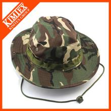 Outdoor cotton bucket hats checked fishing climbing cap