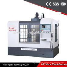 4 Achsen CNC Fräsmaschine für Metall VMC7040