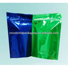food plastic Packaging Bag/packing for bags/zip tie security printed bag