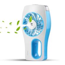 Handheld Rechargeable Small Desk USB Misting Fan Portable