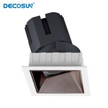 LED COB Настенный светильник квадратный свет