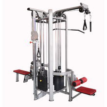 gym equipment 4 station machine