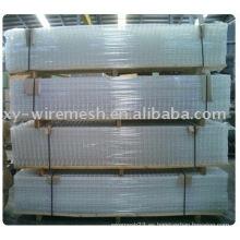 Panel de malla de alambre soldado 2x2 panel de malla de alambre soldado galvanizado