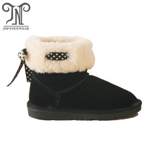 Special Design for Womens Leather Winter Boots Flat winter warm shoes fur boots for women export to Virgin Islands (U.S.) Exporter