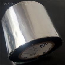 Cinta de butilo de aluminio intermitente de 1,2 mm