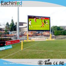 O perímetro do estádio de futebol P6 / p8 / p10 conduziu a visualização óptica