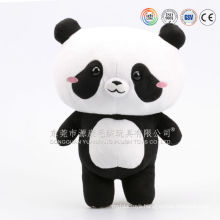 Factory direct sell lovely plush panda toy with big eyes from 8cm to 180cm
