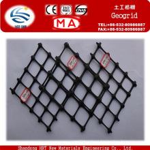 Plastic Material and Geogrids Type Road Construction Material Biaxial Geogrid