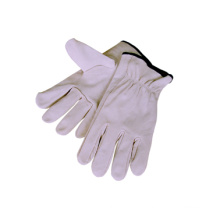 Cow Grain Leather Wing Thumb Driver Work Glove