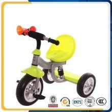 Triciclo popular del bebé del modelo nuevo con tres ruedas