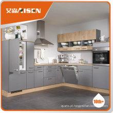 Armário de cozinha 100% pré-fabricado