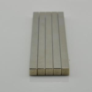 10 Years manufacturer for Neodymium Rectangular Magnets N35 block neodymium cube magnet coating Nickel supply to Venezuela Exporter