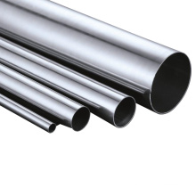 High Precision Stainless Steel Seamless Round Pipe Tube Sanitary Piping STS 304 Stainless Steel Pipe