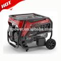 Generador portátil de la gasolina 8500w con el comienzo eléctrico trifásico