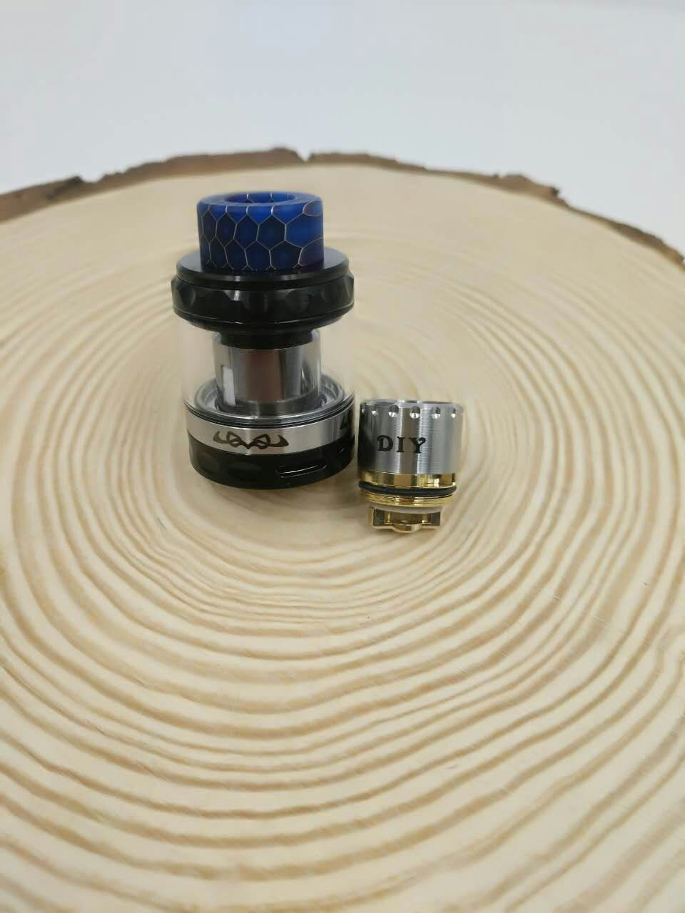 2018 Vape Rebuildable Tank Atomizer With DIY