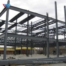 steel villa use Light gauge steel channel 20 gauge metal studs light weight steel structure frames building
