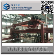 Heavy Duty 50 Ton Sliding Rotator Wrecker Upper Body