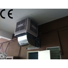 Down Discharge Axial Evaporative Air Cooler