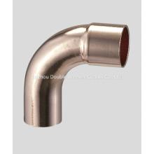 Long Street Radiu 90 Degree Elbow Copper Fitting