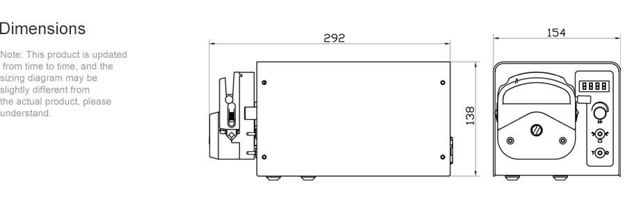 Basic Peristaltic Filling Pump