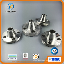 Stainless Steel F304/F304L Weld Neck Forged Flange with OEM Service (KT0267)