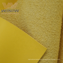 Microfiber Pu Synthetic Leather For Casual Leather Shoes Material