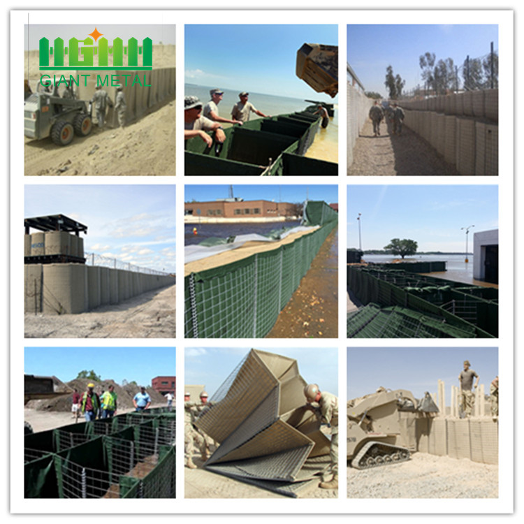 hesco barrier a