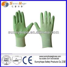 Перчатка для перчаток с перламутровым покрытием