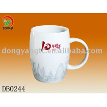 Factory direct wholesale porcelain beer cup